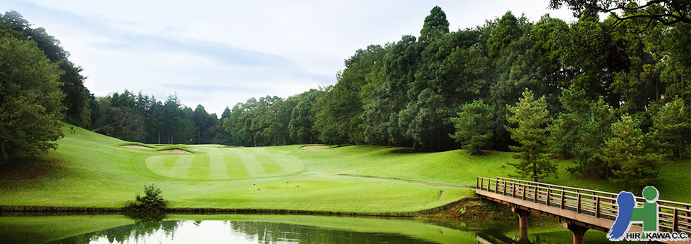 平川カントリークラブコース紹介 | 千葉県内のゴルフ会員権は 千葉ゴルフ会へお任せください
